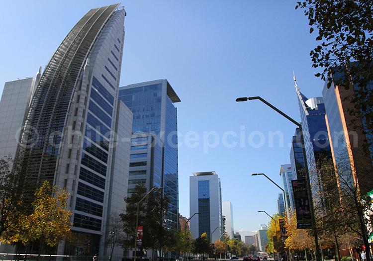 Séjour de luxe à Santiago de Chile