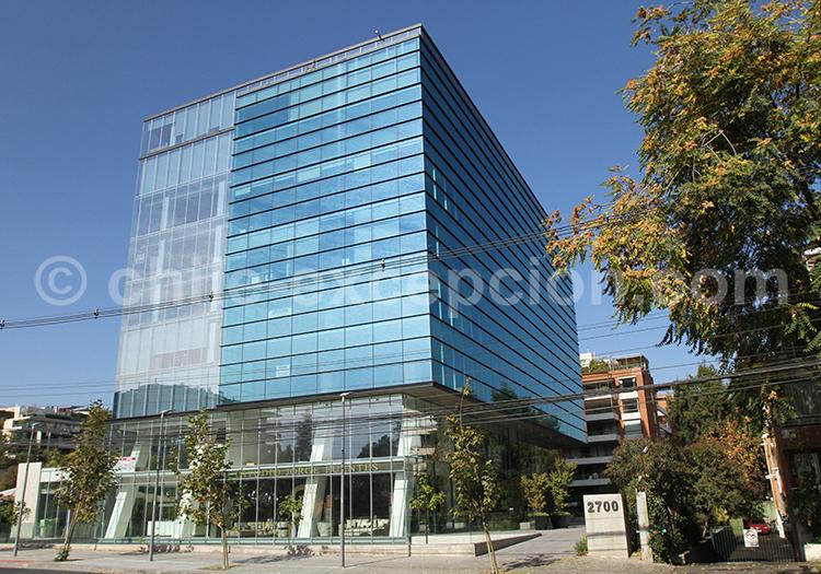 Bureaux de Vitacura, Santiago de Chile