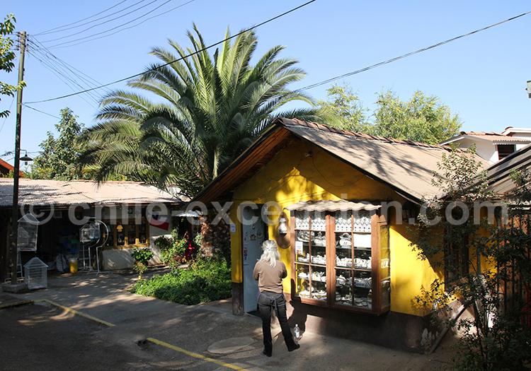 Pueblito Los Dominicos, Commune de Las Condes, Santiago du Chili