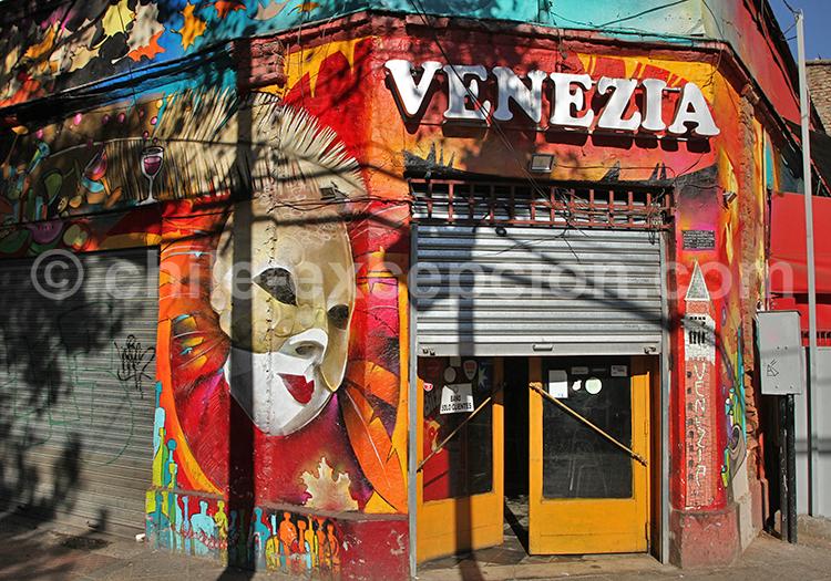 Venezia, Bellavista, Santiago de Chile