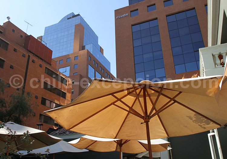 Restaurants à Las Condes, Santiago de Chile