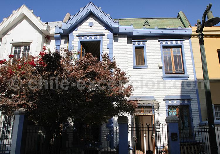 Rue Viña del Mar, Providencia