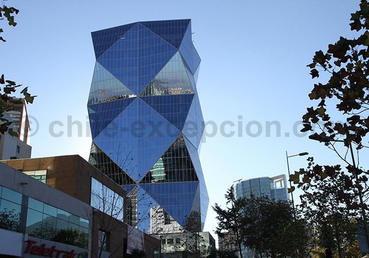 Edificio Génesis Apoquindo, Las Condes, Santiago de Chile