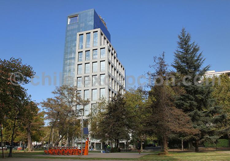 Quartier de Vitacura, Santiago du Chili