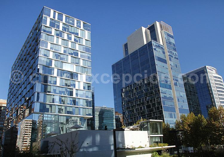 Visite guidée de Las Condes, Santiago de Chile