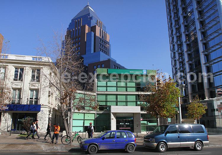 Circuit pour visiter el barrio el Gold, Santiago de Chile