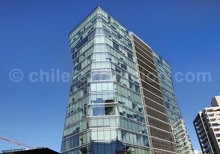Bureaux de Las Condes, Santiago de Chile