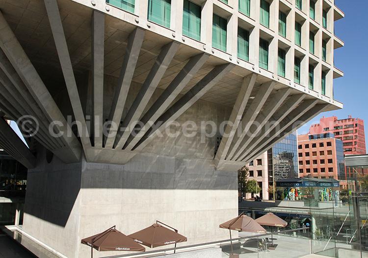 Registre Civil de Las Condes, Santiago de Chile