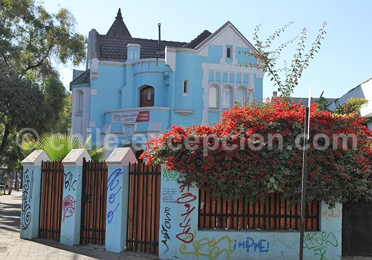 Visiter le quartier de Bellavista, Santiago de Chile