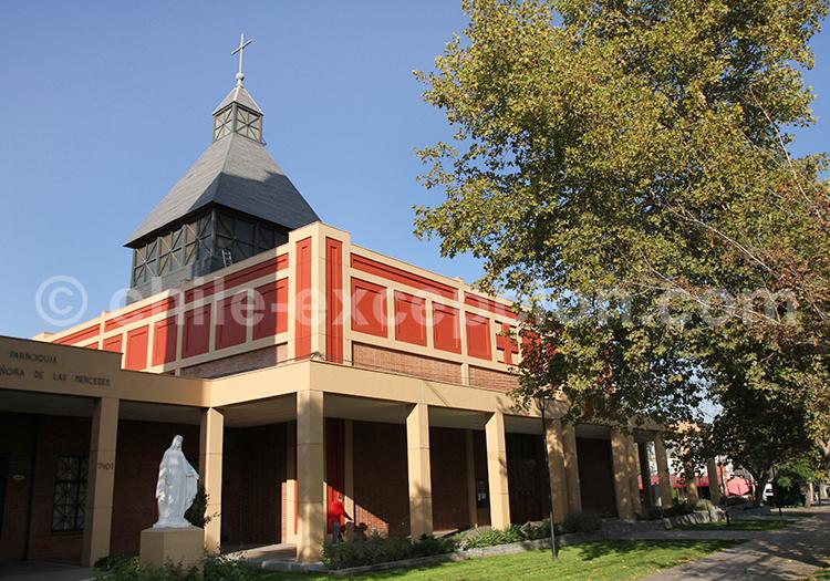 Iglesia los castaños, Vitacura, Santiago de Chile