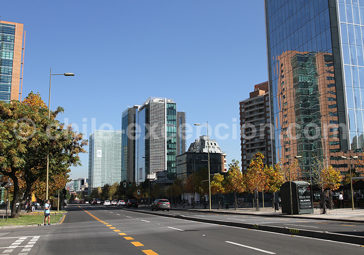 Visiter la capitale du Chili