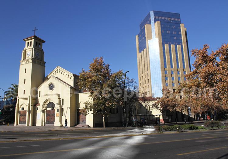 Église Castrense, Providencia, Santiago de Chile