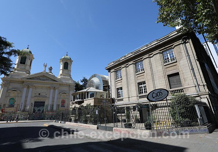 Visiter le quartier de providencia à Santiago de Chile avec l'agence de voyage Chile Excepción