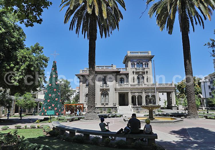Municipalité de Providencia, Santiago de Chile