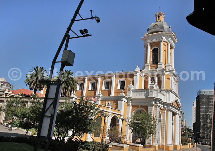 Señora de La Divina Providencia, Providencia, Santiago de Chile