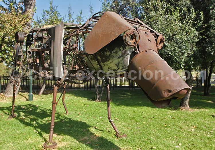 Art contemporain, Vitacura, Santiago de Chile