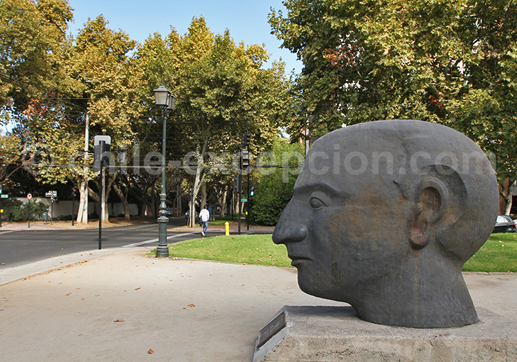 Se balader dans Vitacura, Santiago de Chile