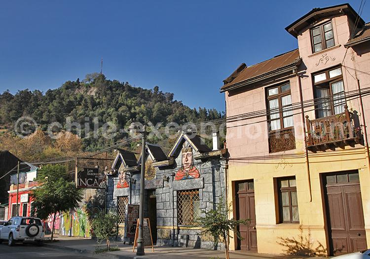 Les meilleurs quartiers de Santiago de Chile
