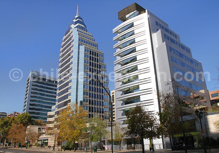 Hôtels à Las Condes, El Golf, Santiago de Chile