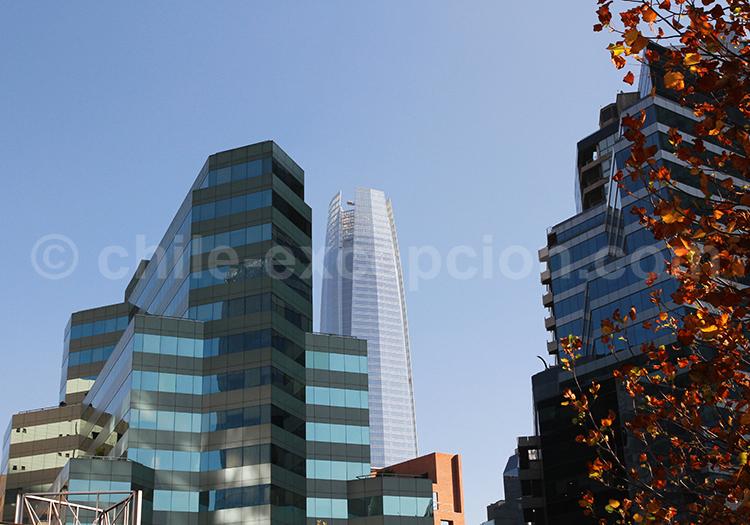 Où se loger à Las Condes, Santiago de Chile