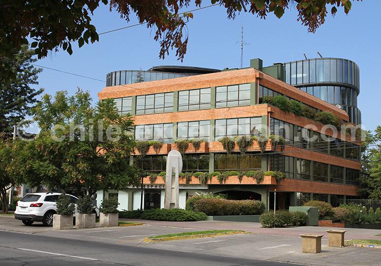 Vitacura, commune de la capitale chilienne