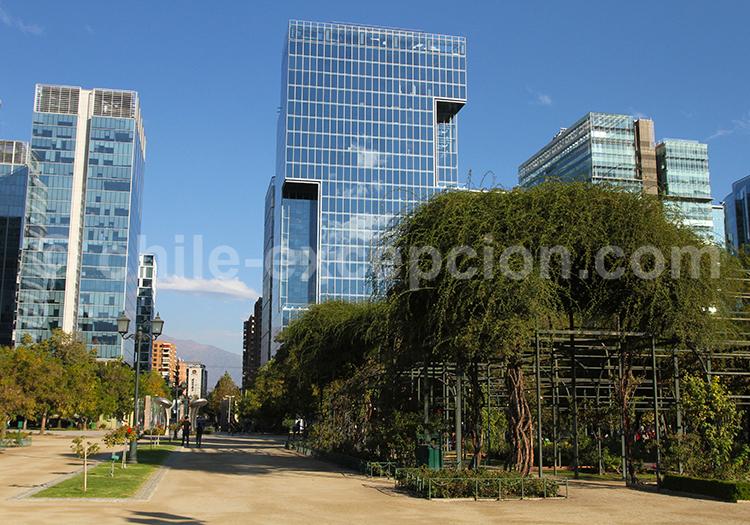 Commune Las Condes, Santiago de Chile