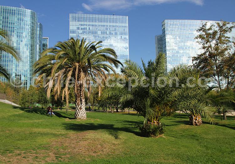 Visiter Las Condes, Santiago de Chile