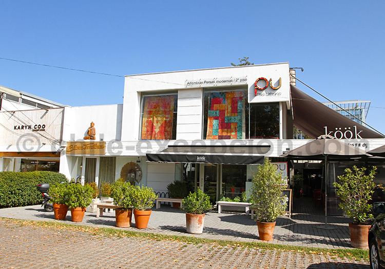 Commune de Vitacura, Santiago de Chile