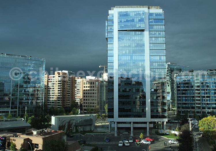 Agence de voyage locale, Las Condes, Santiago du Chili