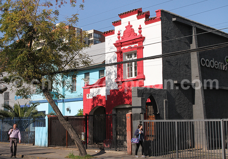 Vivre à Providencia, Santiago de Chile