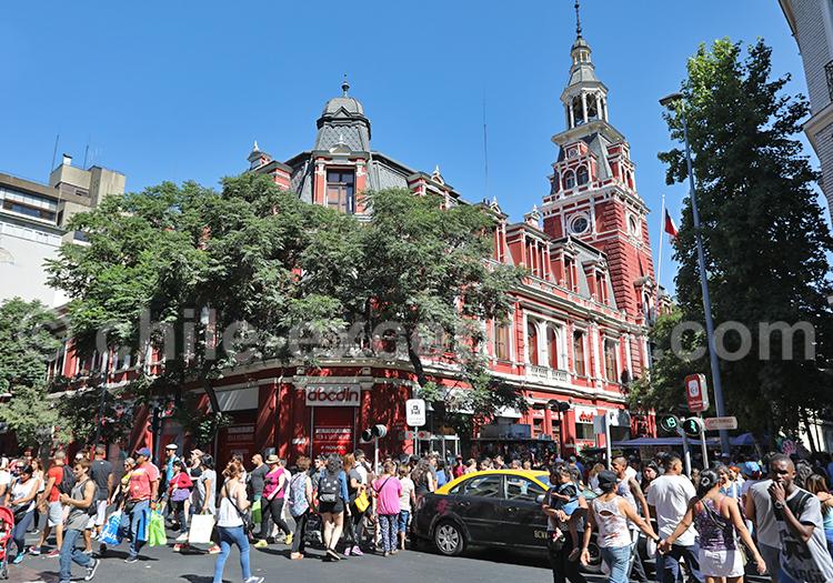 Visiter Santiago de Chile en 24h