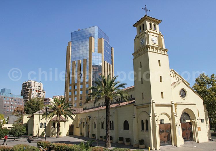 Iglesia Catedral Castrense, Providencia, Santiago de Chile