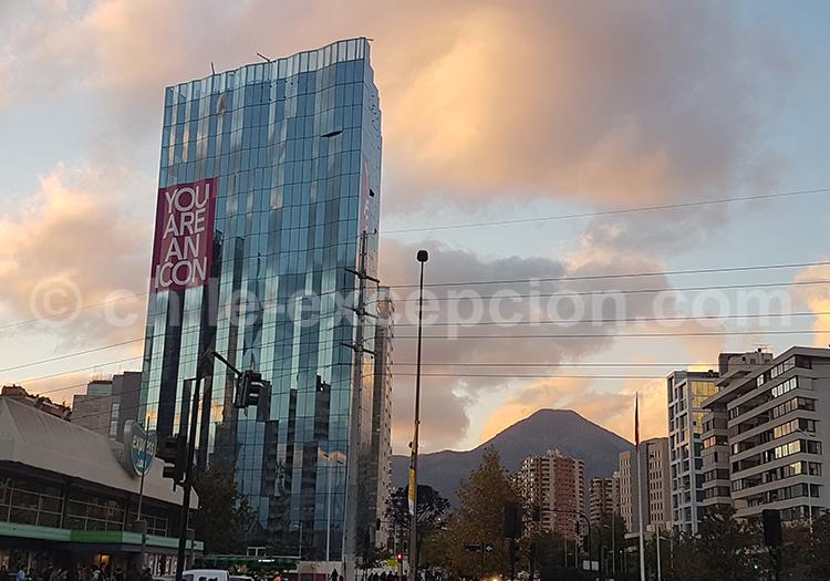 Las Condes, capitale du Chili