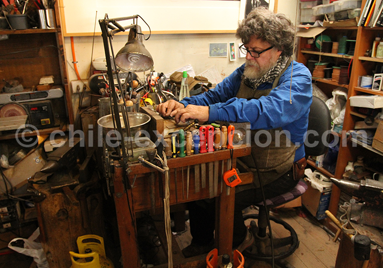Artisans et savoir-faire, Pueblito Los Dominicos, Chili