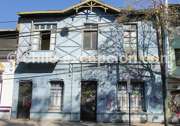 Connaître le quartier Bellavista, Santiago de Chile