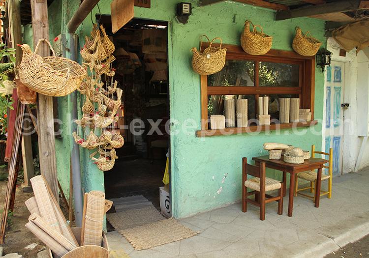 Atelier, Pueblito Los Dominicos, Santiago du Chili