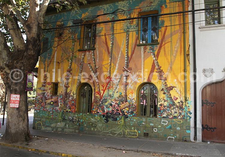 Santiago de Chile, Barrio Bellavista