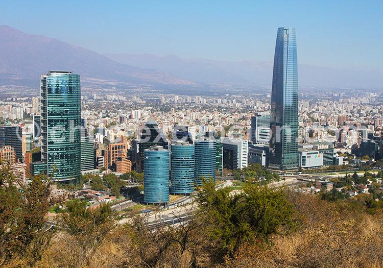 El Golf, Las Condes, Santiago de Chile