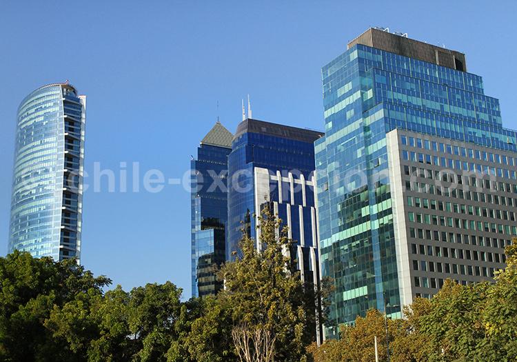 El Golf, Santiago de Chile