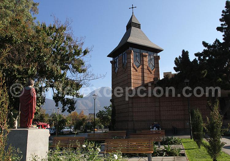 Église los castaños, Vitacura, Santiago de Chile