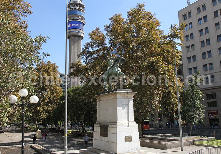 Centre de Santiago de Chile