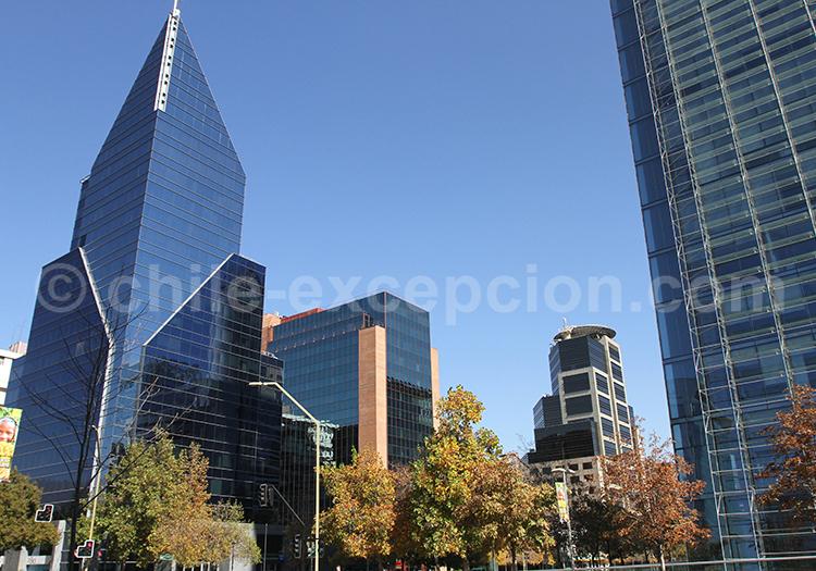Visite guidée de Santiago de Chile