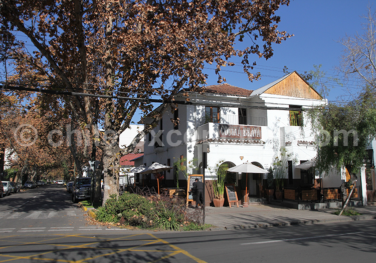 Où manger à Providencia, Santiago de Chile