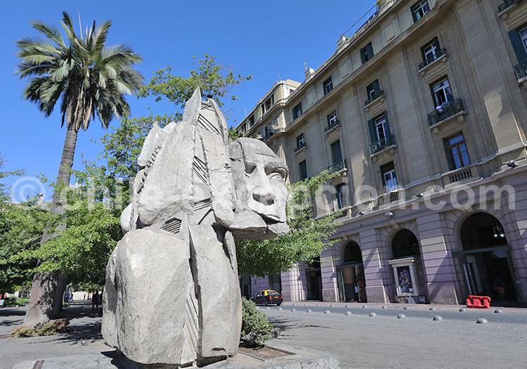 Découvrir le centre historique et civique, Santiago de Chile