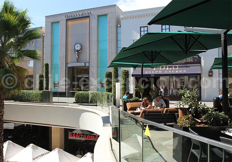 Visite du centre commercial Arauco, Santiago de Chile