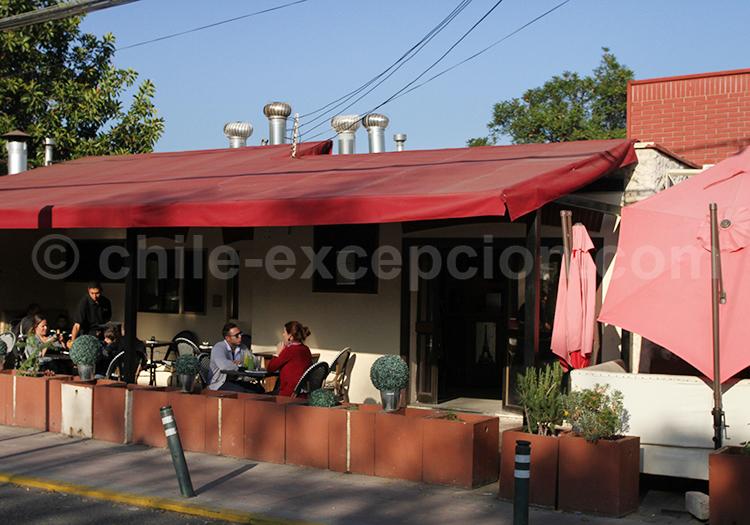 Sortir à Vitacura, Santiago de Chile