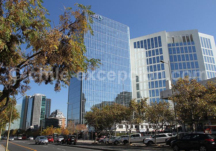 Avenue aponquido, Las Condes, Santiago de Chile