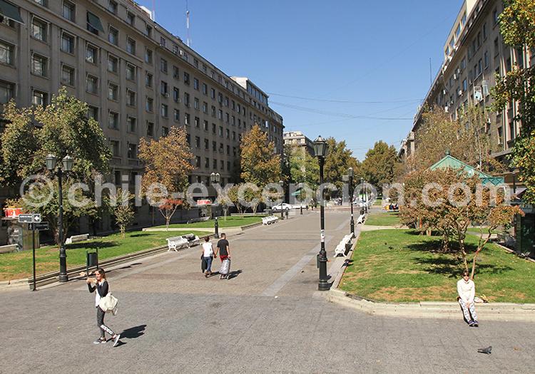 Visiter Santiago de Chile en 2 jours