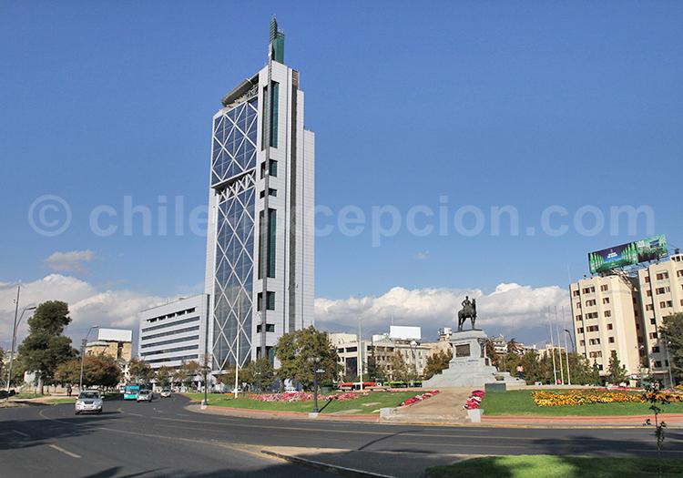 Plaza Italia, Providencia, Santiago de Chile