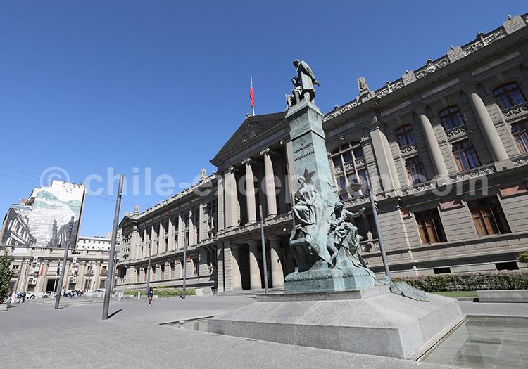 Centre historique et civique
